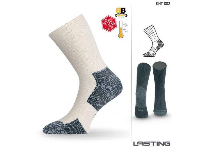 Funkční ponožky KNT