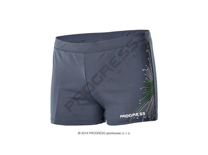 Pánské sportovní plavky s nohavičkou ADMIRAL
