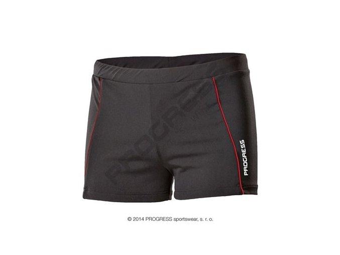 Pánské sportovní plavky s nohavičkou NAVIGATOR