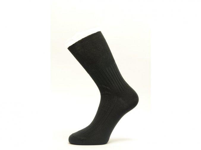 C&K 100% bavlněné ponožky - zdravotní lem