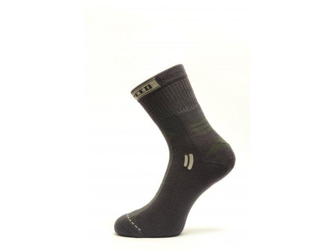 Sportovní ponožky s froté Speed
