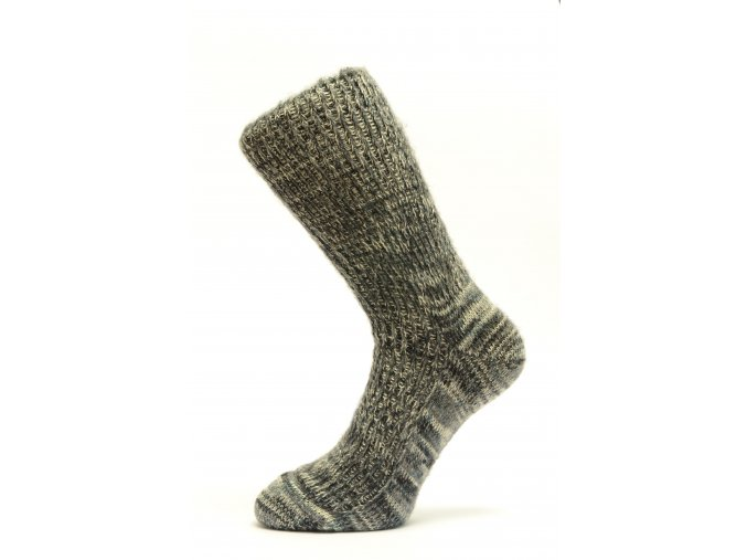Teplé vlněné ponožky - Radek