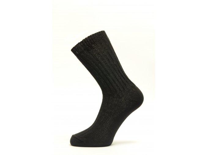 Teplé bavlněné ponožky - Albín