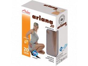 Pohodlné punčochové kalhoty - Ariana 20