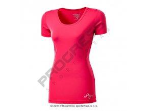 Dámské sportovní fitness tričko VIDALA