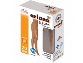 Pohodlné punčochové kalhoty - Ariana Relax