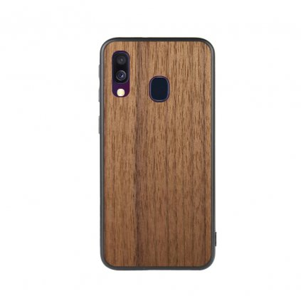 ThisWood obal na mobil Samsung Galaxy A40 - ořech