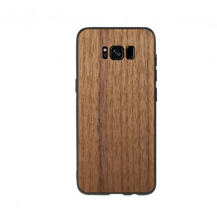 Kryt ThisWood na Samsung Galaxy S8 Plus - ořech
