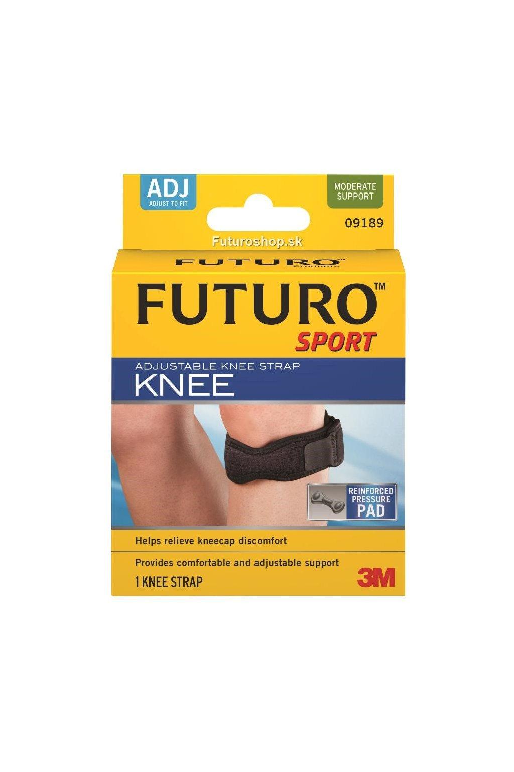 3M FUTURO SPORT nastaviteľný kolenný pásik 9189
