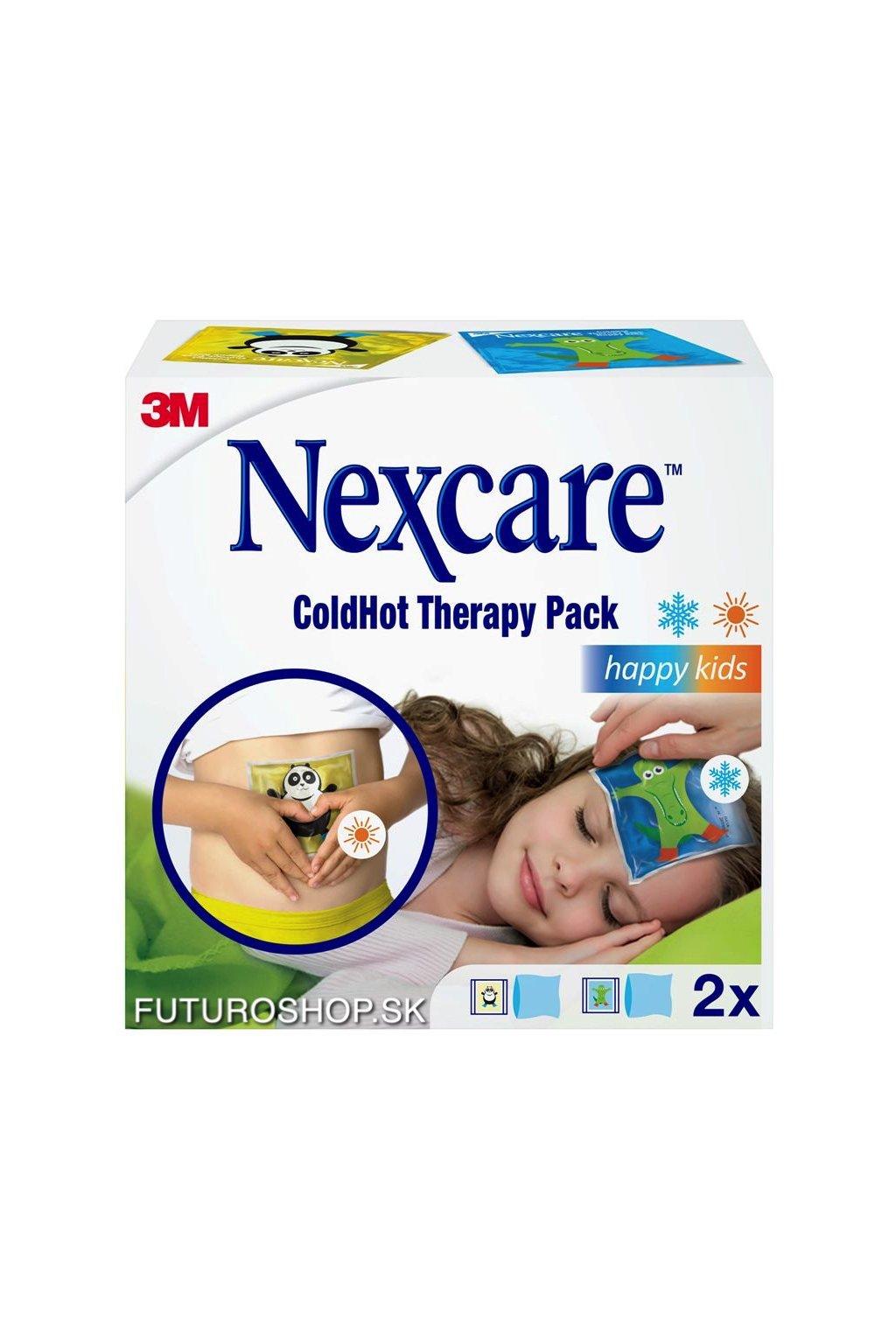 3M Nexcare Coldhot Happy Kids