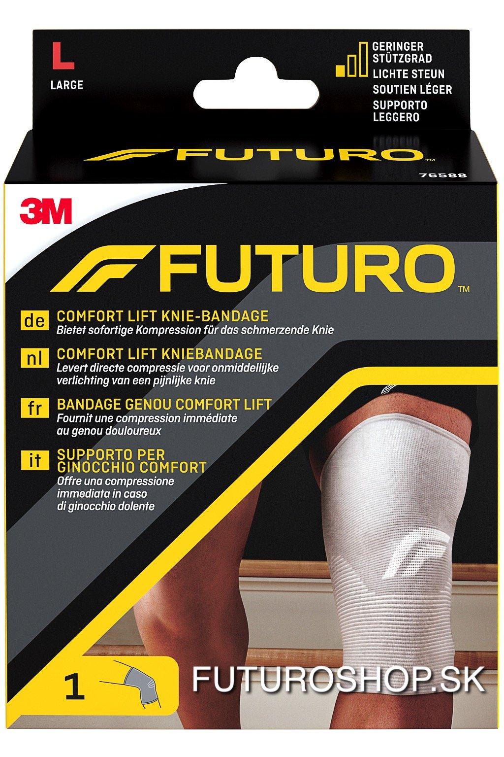 3M FUTURO kolenná bandáž Comfort Lift 76588, veľkosť L