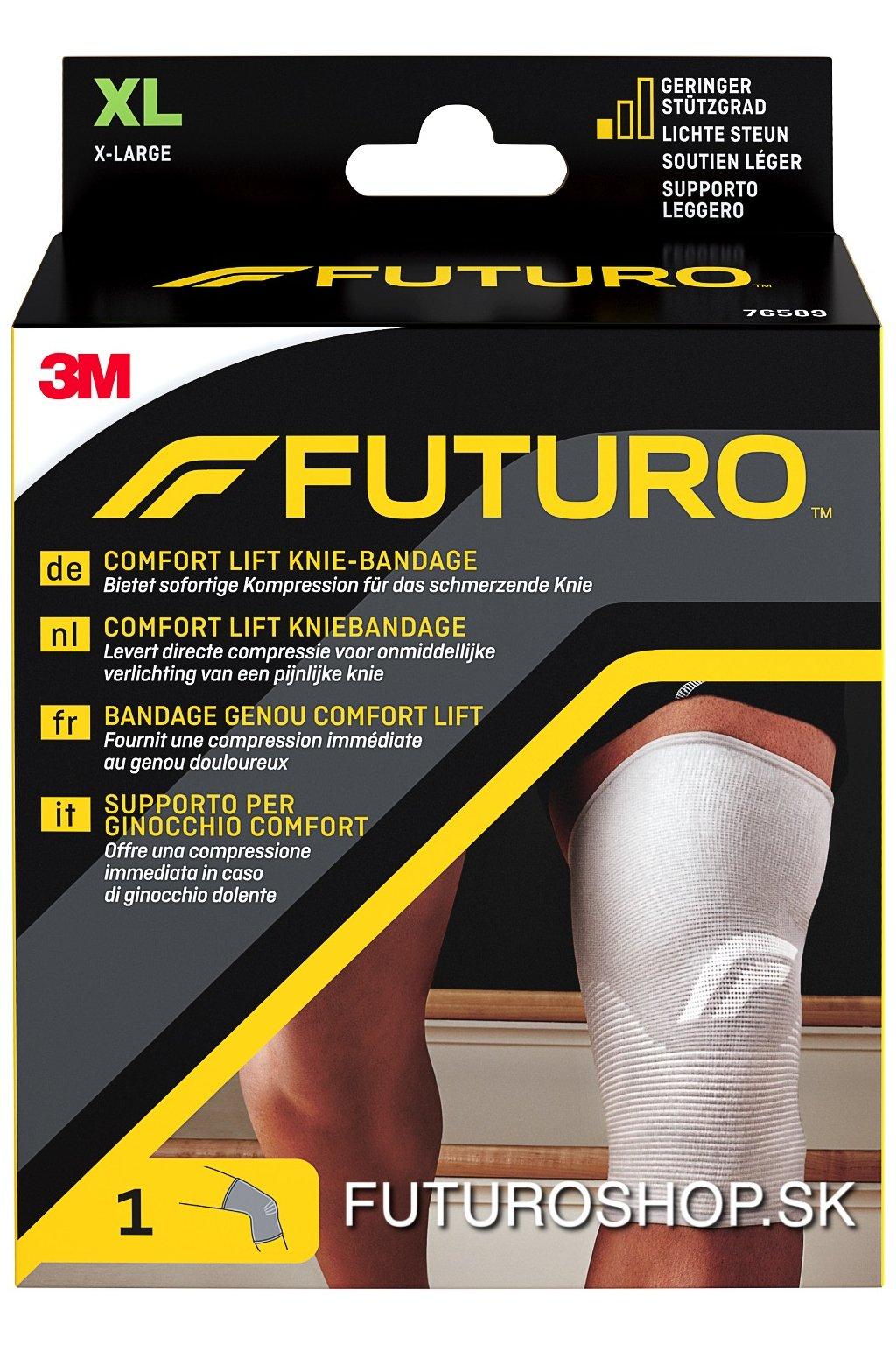3M FUTURO kolenná bandáž Comfort Lift 76589, veľkosť XL