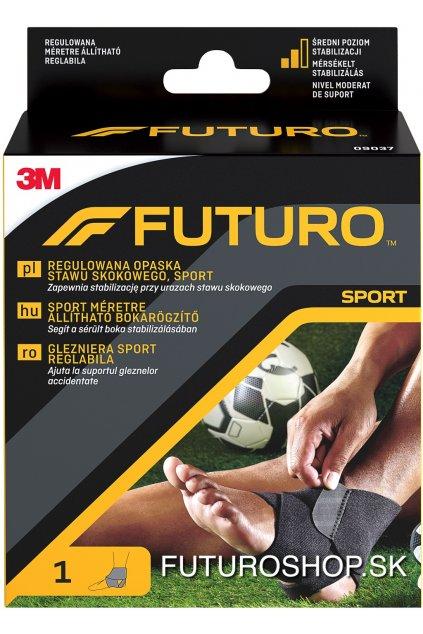 3M FUTURO SPORT Nastaviteľná bandáž členkového kĺbu 9037