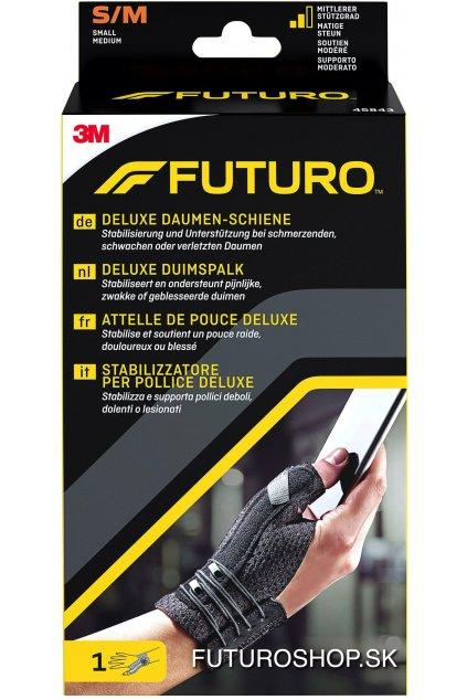 3M FUTURO bandáž na palec 45843, veľkosť S-M
