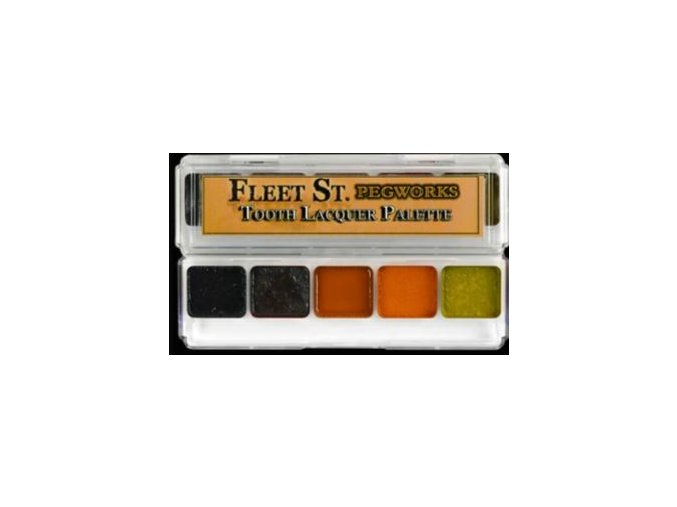 tooth lacquer palette 1a