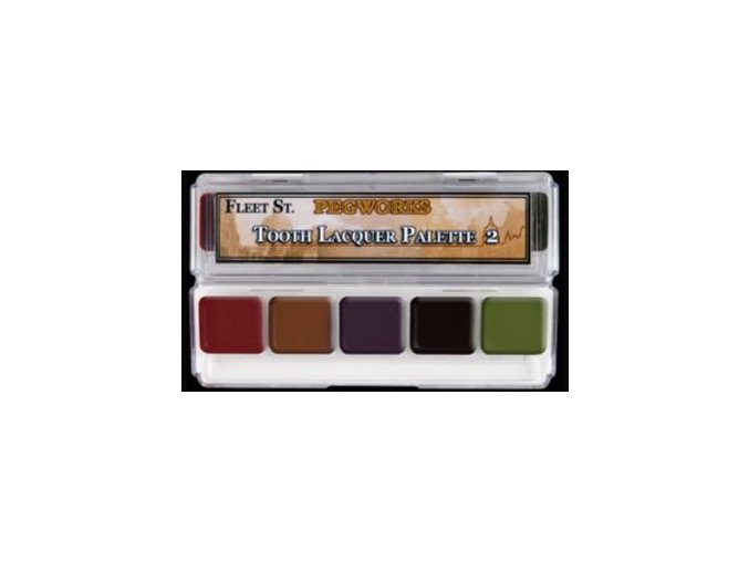 tooth lacquer palette 2a