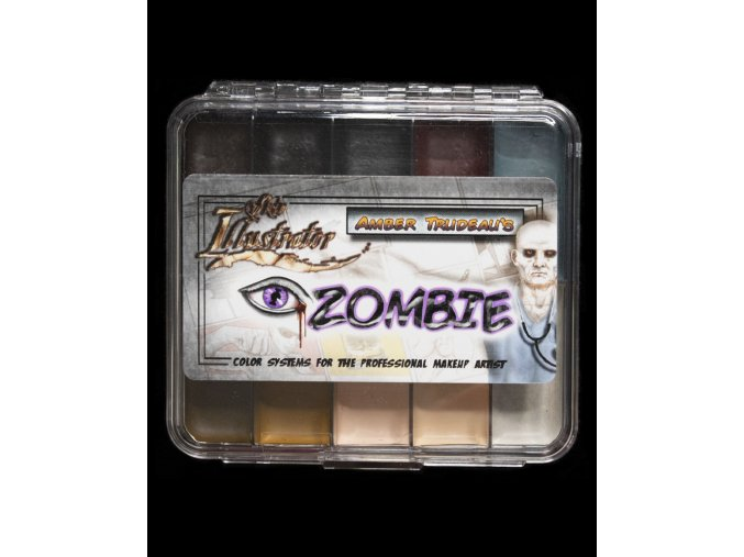 eye zombie on set palette