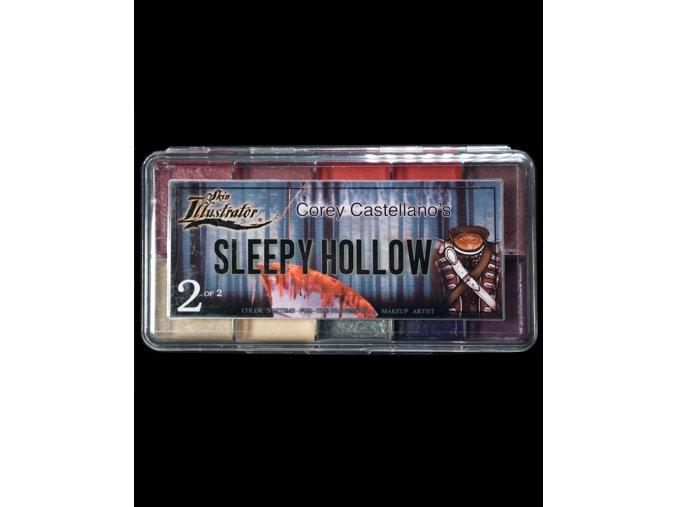 sleepy hollow 2 palette