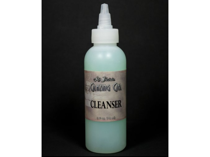 glazing gel cleanser