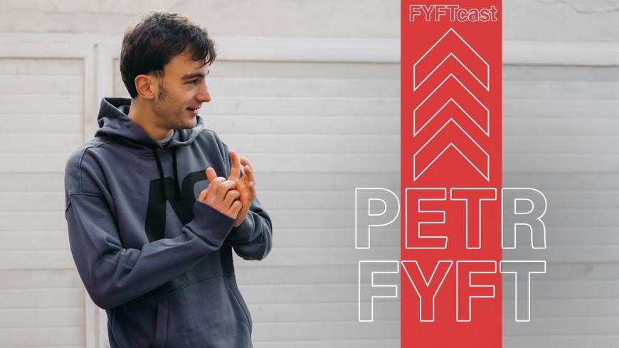 Petr FYFT - příběhy a hodnoty za oponou FYFTu