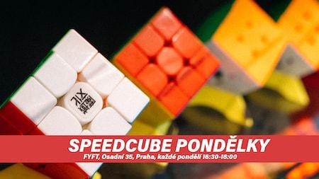 SPEEDCUBE Pondělky - sraz speedcuberů