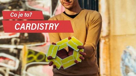 Co je Cardistry?