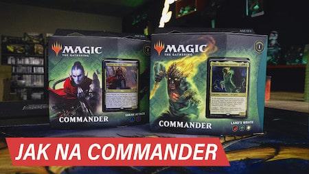 MTG: Jak na Commander, nejzábavnější formát Magicu