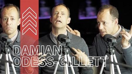 FYFTcast: Damian Odess-Gillett