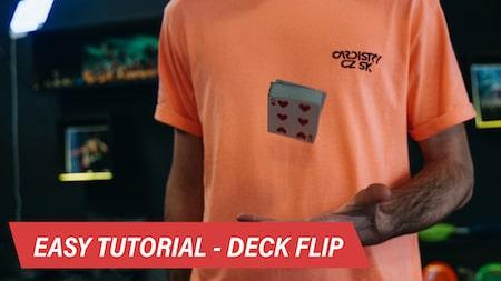 Jak na Deck Flip