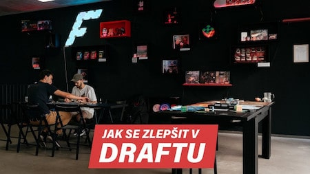 Jak na MTG Draft? – návod pro začátečníky