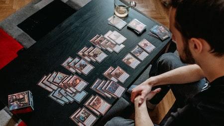 Jak sestavit svůj první balík v Magic: The Gathering