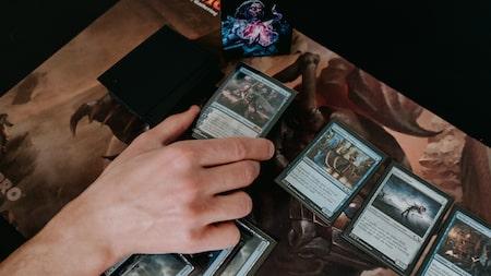 Jak vybrat karty Magic: the Gathering