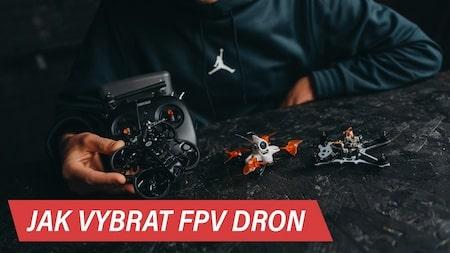 Jak vybrat dron pro začátečníky