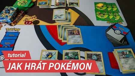Jak se hrají Pokémon karty (Návod)