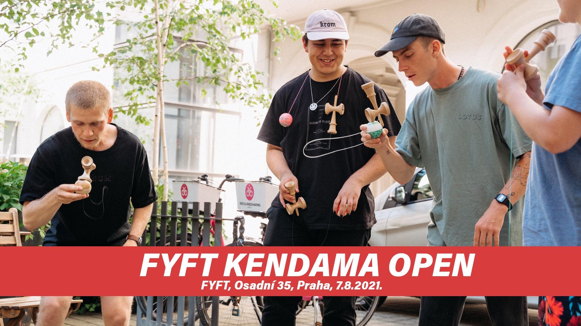 FYFT Kendama Open