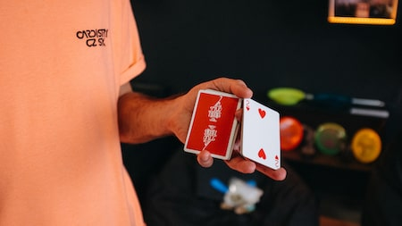 Kouzla s kartami pro začátečníky i pokročilé