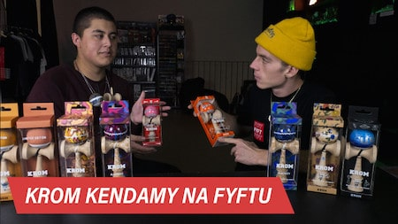 Krom kendamy na FYFTu – prosinec 2020