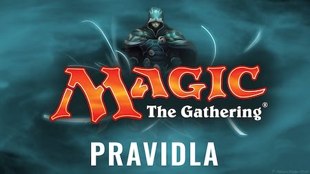 Pravidla Magic: The Gathering