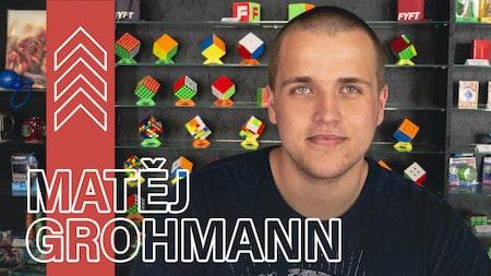 FYFTcast: Matěj Grohmann