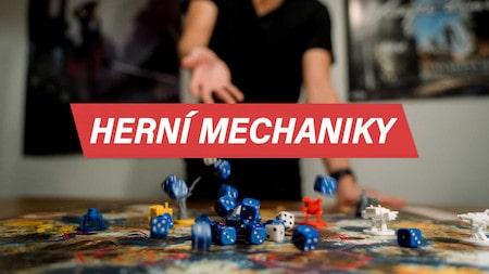 Herní mechaniky