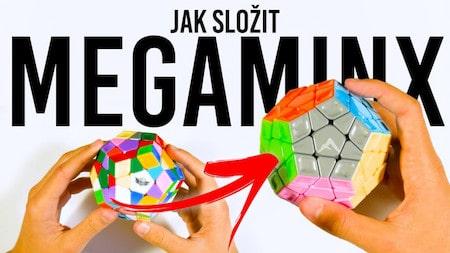 Jak složit MEGAMINX - návod pro začátečníky