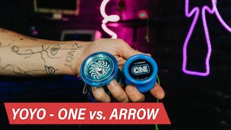YoYoFactory – One vs. Arrow