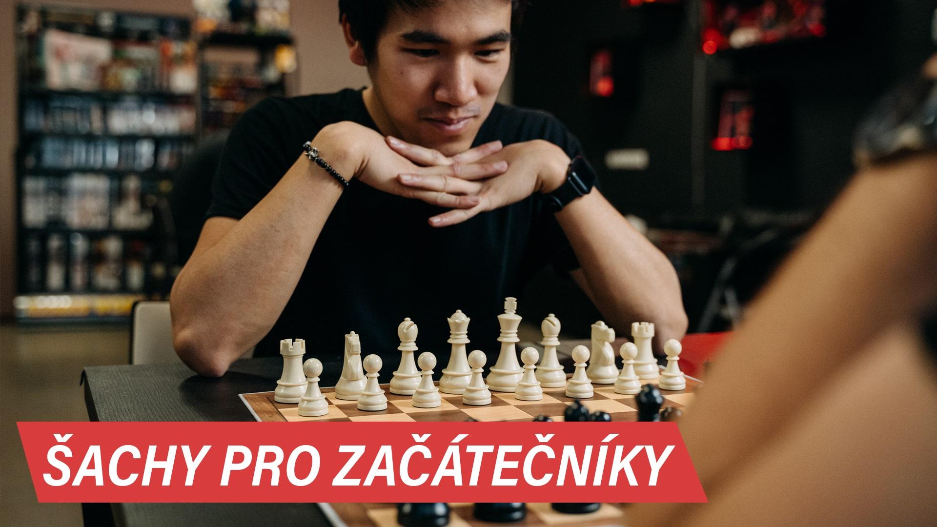 Základní strategie pro šachy