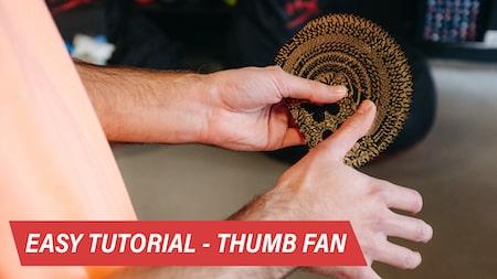 Jak na Thumb Fan