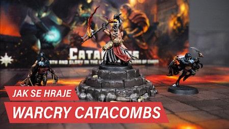 Jak se hraje Warcry Catacombs