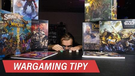 Jak začít s wargamingem