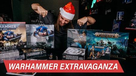 Warhammer začátky