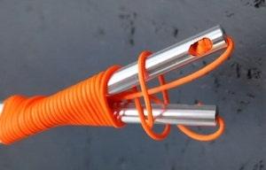 Hliníkové hůlky