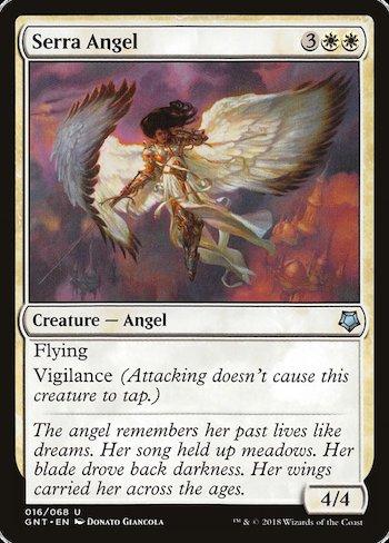 Serra Angel new