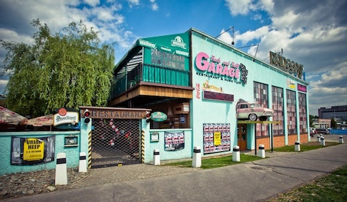 Garage Club Ostrava